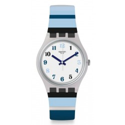 Orologio Swatch Unisex Gent Night Sky GE275