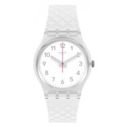 Orologio Swatch Unisex Gent Whitenel GE286