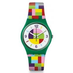 Comprare Orologio Swatch Unisex Gent Tet-Wrist GG224