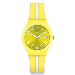 Orologio Swatch Unisex Gent Lemoncello GJ702