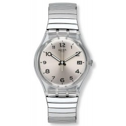Comprare Orologio Swatch Unisex Gent Silverall S GM416B