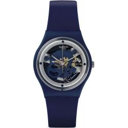 Orologio Swatch Unisex Gent Squelette Blue GN245