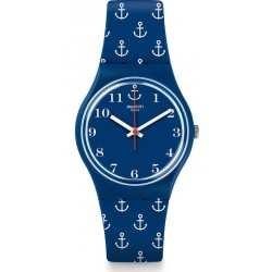 Orologio Swatch Unisex Gent Anchor Baby GN247
