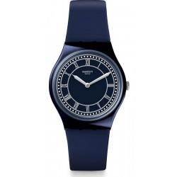 Orologio Swatch Unisex Gent Blue Ben GN254