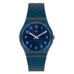Orologio Swatch Unisex Gent Bluenel GN271