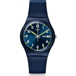 Orologio Swatch Unisex Gent Sir Blue GN718