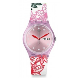 Orologio Swatch Donna Gent Summer Leaves GP702