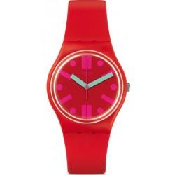 Orologio Swatch Unisex Gent Rossofino GR170