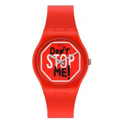 Orologio Swatch Unisex Gent Don't Stop Me ! GR183