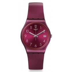 Orologio Swatch Donna Gent Redbaya GR405