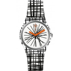 Orologio Swatch Unisex Gent Lace Me GW183