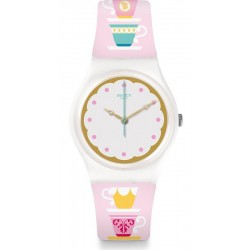 Orologio Swatch Donna Gent High Tea GW191