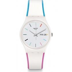 Comprare Orologio Swatch Unisex Gent Edgyline GW708