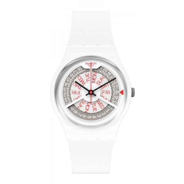 Comprare Orologio Swatch Unisex Gent N-Igma White GW717