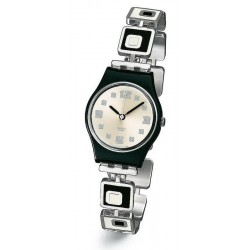 Orologio Swatch Donna Lady Chessboard LB160G