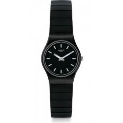 Orologio Swatch Donna Lady Flexiblack S LB183B