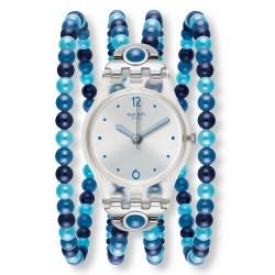 Orologio Swatch Donna Lady Blues Prohibition LK353
