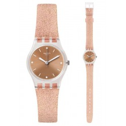 Orologio Swatch Donna Lady Pinkindescent Too LK354D