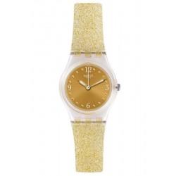 Orologio Swatch Donna Lady Golden Glistar Too LK382