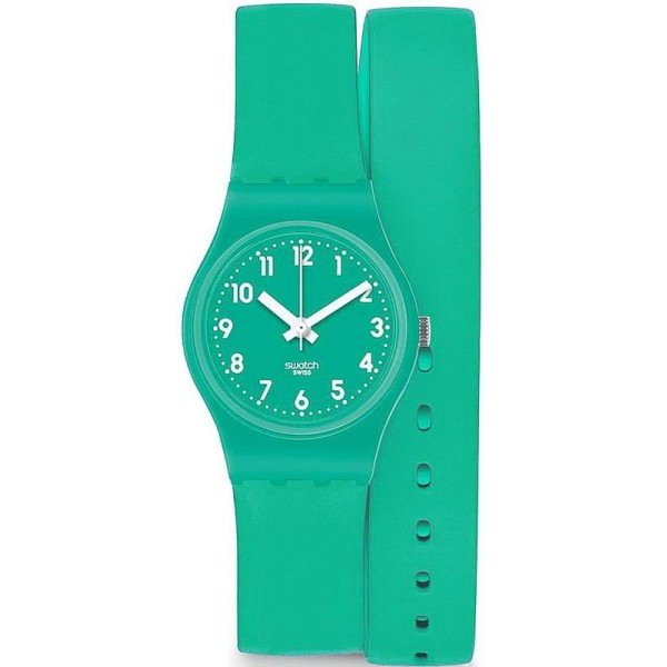 Comprare Orologio Swatch Donna Lady Mint Leave LL115