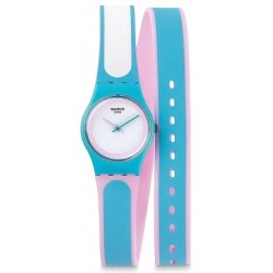 Orologio Swatch Donna Lady Tropical Beauty LL117