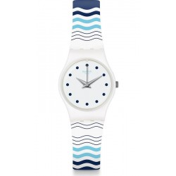 Orologio Swatch Donna Lady Vents Et Marees LW157