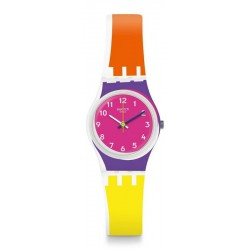 Orologio Swatch Donna Lady Sun Through LW165
