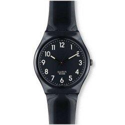 Orologio Swatch Unisex Gent Black Suit GB247