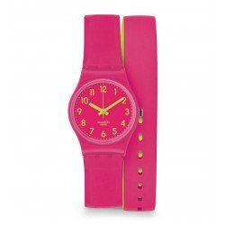 Orologio Swatch Donna Lady Biko Roose LP131