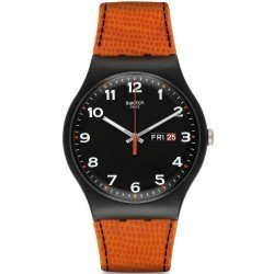 Orologio Swatch Uomo New Gent Faux Fox SUOB709