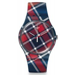 Orologio Swatch Unisex New Gent Color-Kilt SUON109