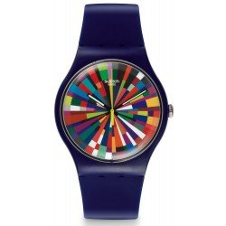 Orologio Swatch Unisex New Gent Color Explosion SUOV101