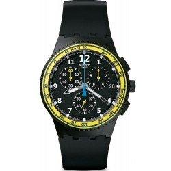 Comprare Orologio Swatch Uomo Chrono Plastic Sifnos SUSB404