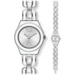 Comprare Orologio Swatch Donna Irony Lady White Chain YSS254G