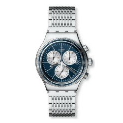 Orologio Swatch Uomo Irony Chrono Wales YVS410G