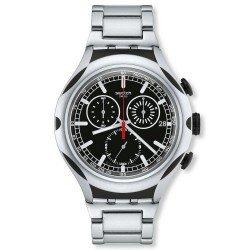 Orologio Swatch Uomo Irony Xlite Black Energy YYS4000AG Cronografo
