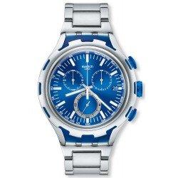 Swatch YYS4001AG Irony Xlite Chrono Endless Energy Cronografo Orologio Uomo