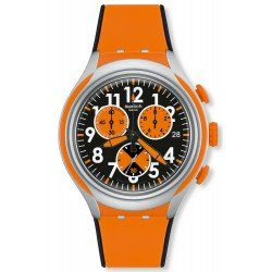 Orologio Swatch Uomo Irony Xlite Feel Strong YYS4003 Cronografo