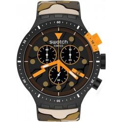 Orologio Swatch Big Bold Chrono Escapedesert SB02B410