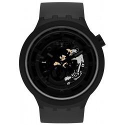 Comprare Orologio Swatch Big Bold C-Black SB03B100