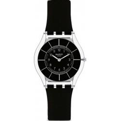Orologio Swatch Donna Skin Classic Black Classiness SFK361