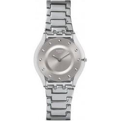 Orologio Swatch Donna Skin Classic Silver Drawer SFK393G