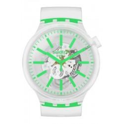 Orologio Swatch Big Bold Greeninjelly SO27E104