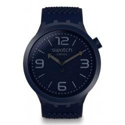 Orologio Swatch Big Bold BBNavy SO27N100