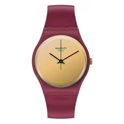 Orologio Swatch Donna Gent Goldenshijian SO28R102