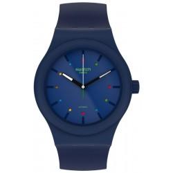 Orologio Swatch Unisex Sistem51 WAKTU51 Automatico SO30N400