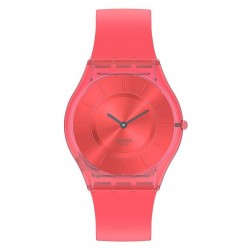 Orologio Swatch Donna Skin Classic Sweet Coral SS08R100