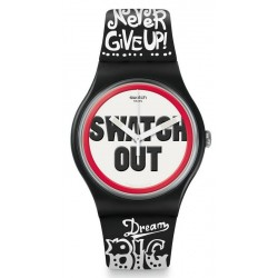 Comprare Orologio Swatch Unisex New Gent Swatch Out SUOB160