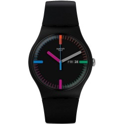Orologio Swatch Unisex New Gent The Indexter SUOB719