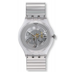 Orologio Swatch Unisex New Gent Cleared Up L SUOK105FA
